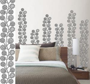 Bali Stripe Wall Decal Sticker
