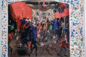 Ball of the Burning Men, 1393