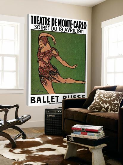 Ballet Russe--Loft Art