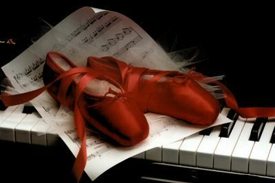 Ballet Slippers (On Piano)