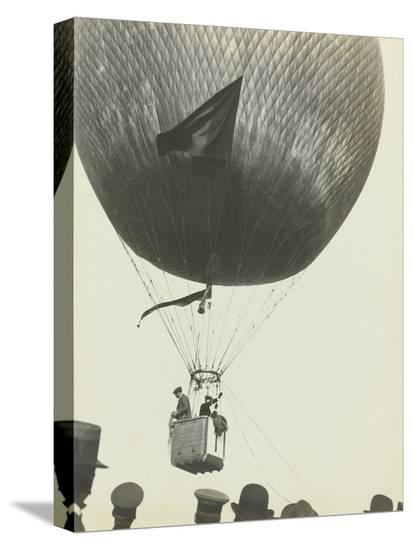 Balloon Race, 1908-The Chelsea Collection-Stretched Canvas