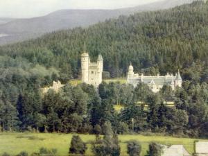 Balmoral Castle, Aberdeenshire, 1935