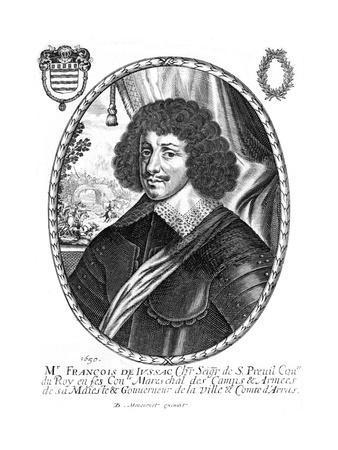 Francois de Jussac