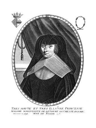 Marguerite Duch. Rohan