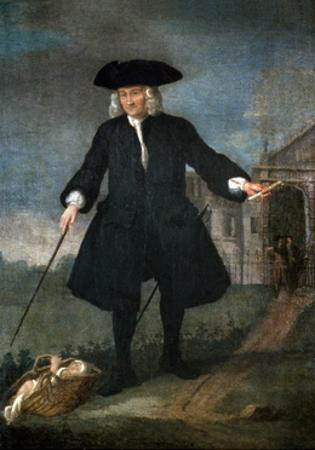 Portrait of Captain Thomas Coram (C.1668-1751)