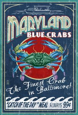 Baltimore, Maryland - Blue Crabs