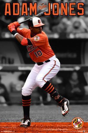 Baltimore Orioles - A Jones 15