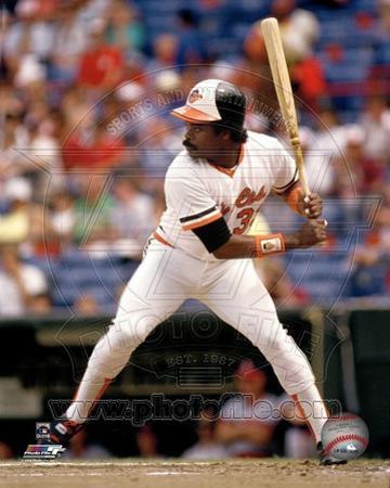 Baltimore Orioles - Eddie Murray Photo