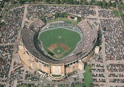 Baltimore Orioles Memorial Stadium Final Day Oct 6, c.1991 Sports