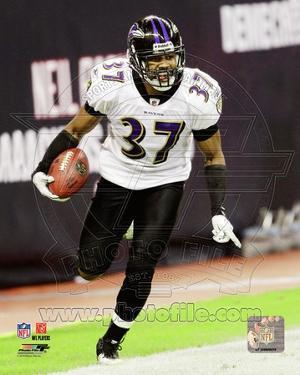 Baltimore Ravens - Josh Wilson Photo