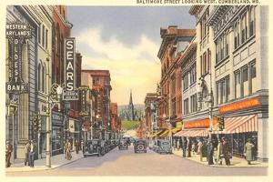Baltimore Street, Cumberland
