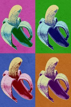 Banana Pop-Art Print