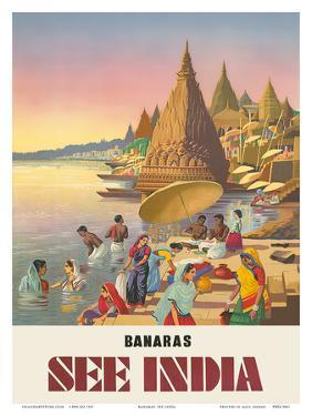 Banaras: See India, c.1940s