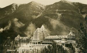 Banff Springs Hotel, Alberta
