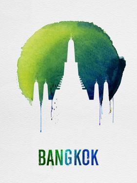Bangkok Landmark Blue