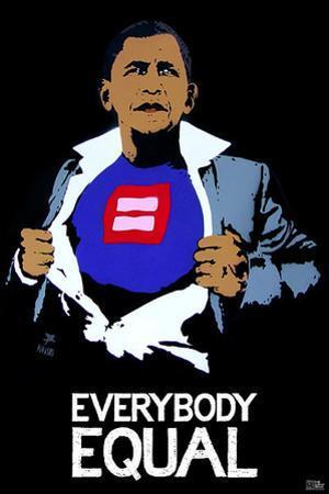 Banksy- Obama by Banksy