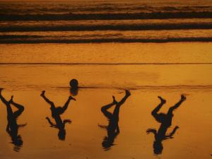 Beach Ball by Banksy