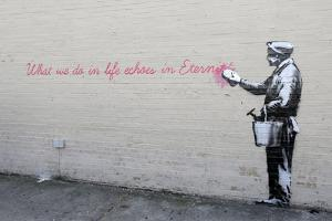 Echoes by Banksy
