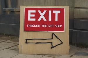 Exit Through the Gift Shop by Banksy