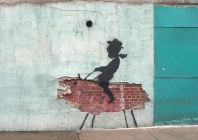 Pig by Banksy