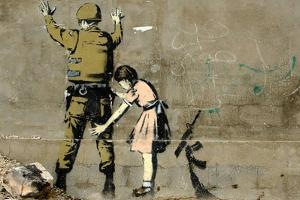 War by Banksy