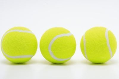 Tennis Balls by bao
