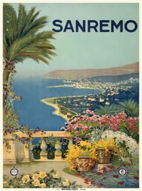 Sanremo / Alicandri Roma by Barabino e Graeve