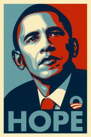 Barack Obama (Hope)