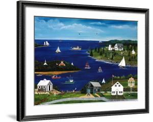 Summers in Maine by Barbara Appleyard