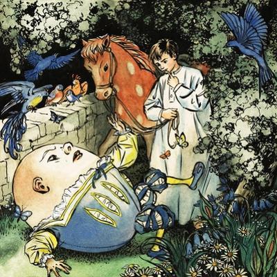 Humpty Dumpty by Barbara C. Freeman