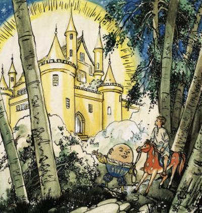 Unidentified Fairy Story by Barbara C. Freeman