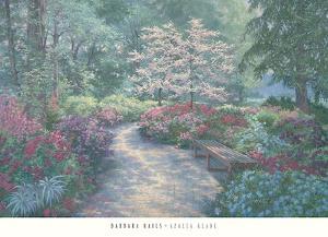 Azalea Glade by Barbara Hails