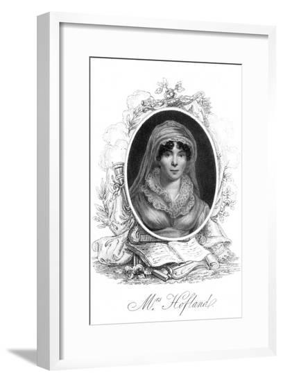 Barbara Hofland--Framed Giclee Print