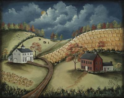 Autumn Harvest by Barbara Jeffords