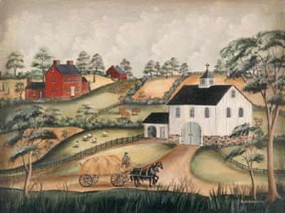Country Sunday by Barbara Jeffords