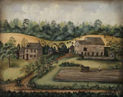 Paxson Farm by Barbara Jeffords
