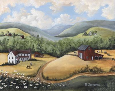 The Hills of Home by Barbara Jeffords