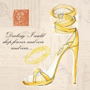 Shop Forever Shoe by Barbara Lindner