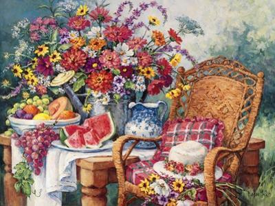A Summers Picnic by Barbara Mock