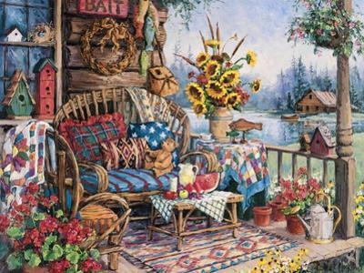 Country Hideaway by Barbara Mock