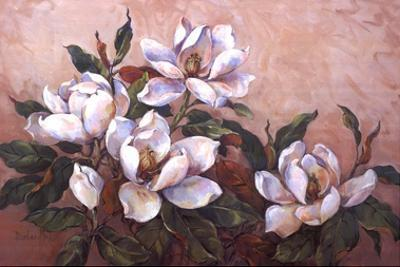 Magnolia Inspiration by Barbara Mock