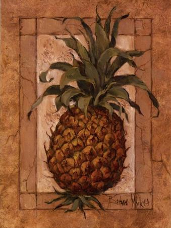 Pineapple Pizzazz by Barbara Mock