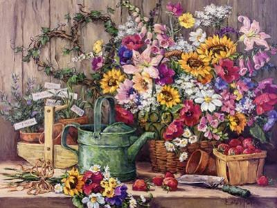 The Potting Bench by Barbara Mock