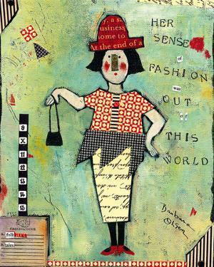 Sense of Fashion by Barbara Olsen