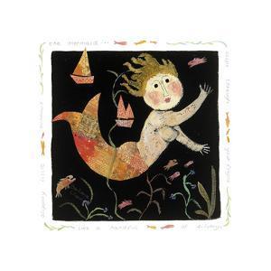 The Mermaid Slips through your Fingers by Barbara Olsen