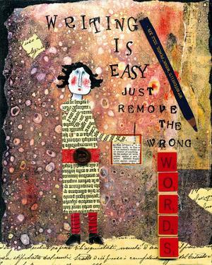 Writing is Easy by Barbara Olsen