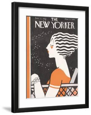 The New Yorker Cover - June 13, 1925 by Barbara Shermund