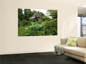Jardin Du Pays D'Auge Plant Nursery and Public Gardens Near Cambremer by Barbara Van Zanten