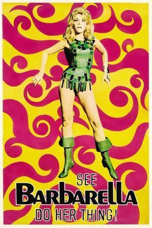 Barbarella, 1968