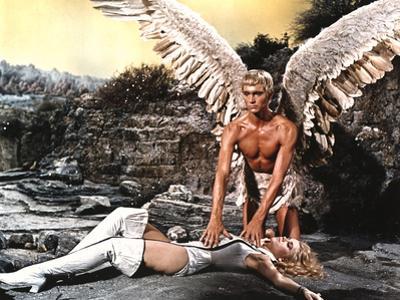 Barbarella, Jane Fonda, John Phillip Law, 1968
